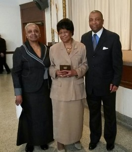 Mother Willie Jordan